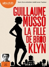 Guillaume Musso - La fille de Brooklyn. 1 CD audio MP3