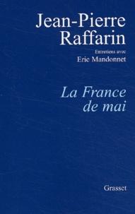 Jean-Pierre Raffarin et Eric Mandonnet - .