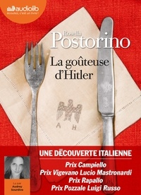 Rosella Postorino - La Goûteuse d'Hitler. 1 CD audio MP3