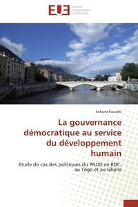 Kouidhi-s - La gouvernance démocratique au service du développement humain.
