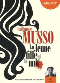 Guillaume Musso - La jeune fille et la nuit. 1 CD audio MP3