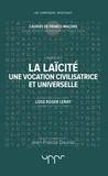 Jean-Francis Dauriac - La laïcité.