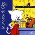 Patricia Holl et Sylvain Frécon - La maison du chat  : Roméo et le bocal mystérieux - La cave.