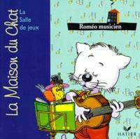 Patricia Holl et Sylvain Frécon - La maison du chat  : Roméo musicien - La salle de jeu.