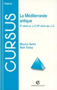 Alain Tranoy et Maurice Sartre - .