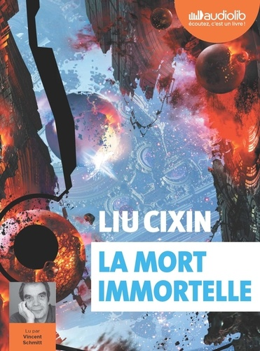 La Mort immortelle  avec 3 CD audio MP3