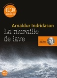 Arnaldur Indridason - La muraille de lave. 1 CD audio MP3