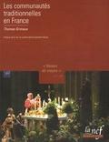 """Thomas Grimaux - La Nef Hors-série N° 20, Av : Les communautés traditionnelles en France - """"Venez et voyez""""."""