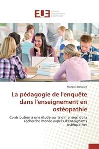 La pédagogie de lenquête dans lenseignement en ostéopathie.pdf