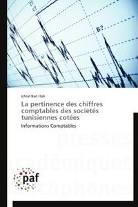 La pertinence des chiffres comptables des sociétés tunisiennes côtées.pdf