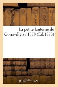 Albin Mazon - La petite lanterne de Corravillers : 1878.