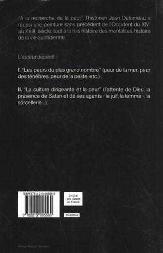 La peur en Occident (XIVe-XVIIe siècles). Une cité assiégée
