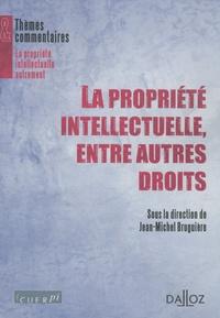 Jean-Michel Bruguière - La propriété intellectuelle entre autres droits.