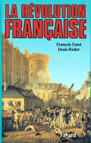 Denis Richet et François Furet - .