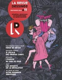 Franck Bourgeron - La revue dessinée N° 11, printemps 201 : .