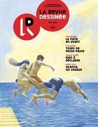 Amélie Mougey - La revue dessinée N° 20, été 2018 : .