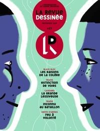 Amélie Mougey - La revue dessinée N° 23, printemps 201 : .