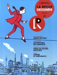 Amélie Mougey - La revue dessinée N° 28, été 2020 : .