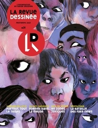 Amélie Mougey - La revue dessinée N° 31, printemps 202 : .