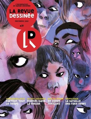 La revue dessinée N° 31, printemps 202