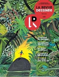 Amélie Mougey - La revue dessinée N° 32, été 2021 : .
