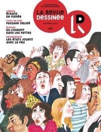 Amélie Mougey - La revue dessinée N° 33, automne 2021 : .