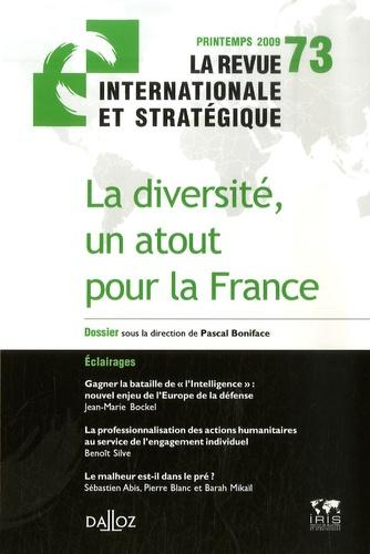 Pascal Boniface - La revue internationale et stratégique N° 73, Printemps 200 : Diversité et rayonnement de la France.
