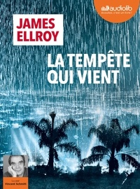 James Ellroy - La tempête qui vient. 3 CD audio MP3