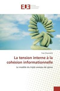 Yves Chaumette - La tension interne à la cohésion informationnelle - Le modèle du triple anneau de spires.