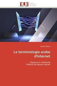 Koch - La terminologie arabe d'Internet.