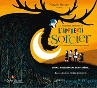 Jean-Pierre Kerloc'h - La Véritable Histoire de l'Apprenti sorcier (CD) - Une introduction à la musique classique.