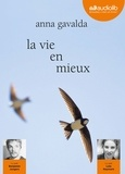 Anna Gavalda - La vie en mieux. 1 CD audio MP3