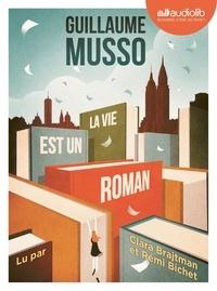 Guillaume Musso - La vie est un roman. 1 CD audio MP3