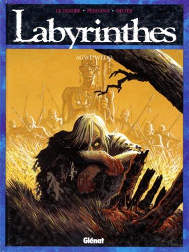 Dieter et  Pendanx - Labyrinthes N°  3 : Agwe Wedo.