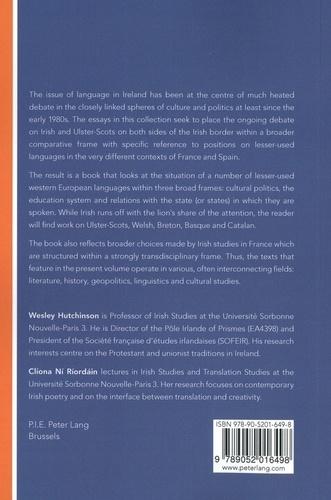 Language Issues. Ireland, France, Spain