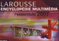 Larousse - Larousse Encyclopédie Multimédia l'essentielle - DVD-ROM.
