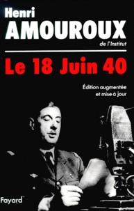 Henri Amouroux - .