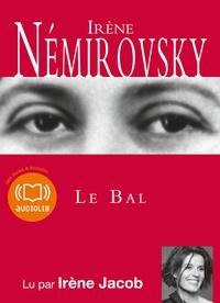 Irène Némirovsky - Le bal. 1 CD audio MP3