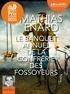 Mathias Enard - Le banquet annuel de la confrérie des fossoyeurs. 2 CD audio MP3