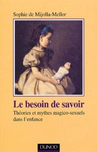 Sophie de Mijolla-Mellor - .