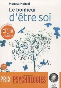 Moussa Nabati - Le bonheur d'être soi - CD MP3.