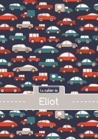 XXX - Le cahier d'Eliot - Séyès, 96p, A5 - Voitures.