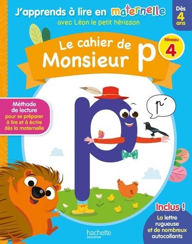 Le Cahier De Monsieur P Grand Format