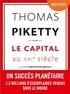 Thomas Piketty - Le capital au XXIe siècle. 3 CD audio MP3