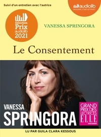 Vanessa Springora - Le consentement. 1 CD audio MP3