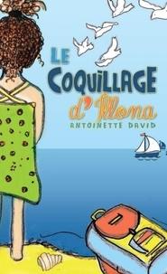 Antoinette David - Le coquillage d'Illona.