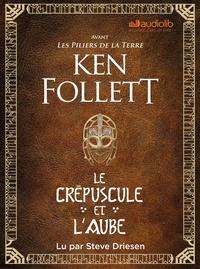 Ken Follett - Le crépuscule et l'aube. 3 CD audio MP3