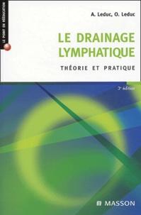 Le drainage lymphatique - Théorie et pratique.pdf