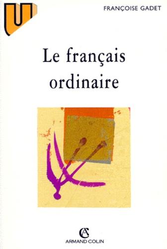 Françoise Gadet - .