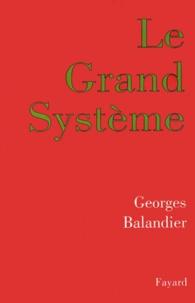 Georges Balandier - .